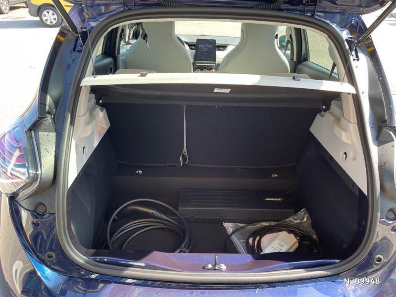 Renault Zoe E-Tech Exception charge normale R135 Achat Intégral - 21 Violet occasion à Persan - photo n°14