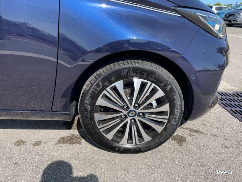 Renault Zoe E-Tech Exception charge normale R135 Achat Intégral - 21 Violet occasion à Persan - photo n°9