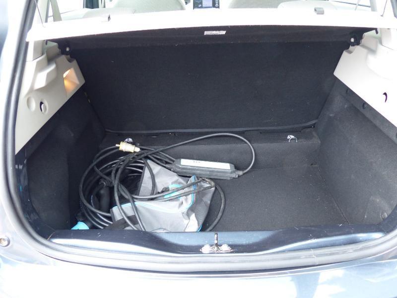 Renault Zoe E-Tech Zen charge normale R110 Achat Intégral - 21 Gris occasion à Figeac - photo n°10