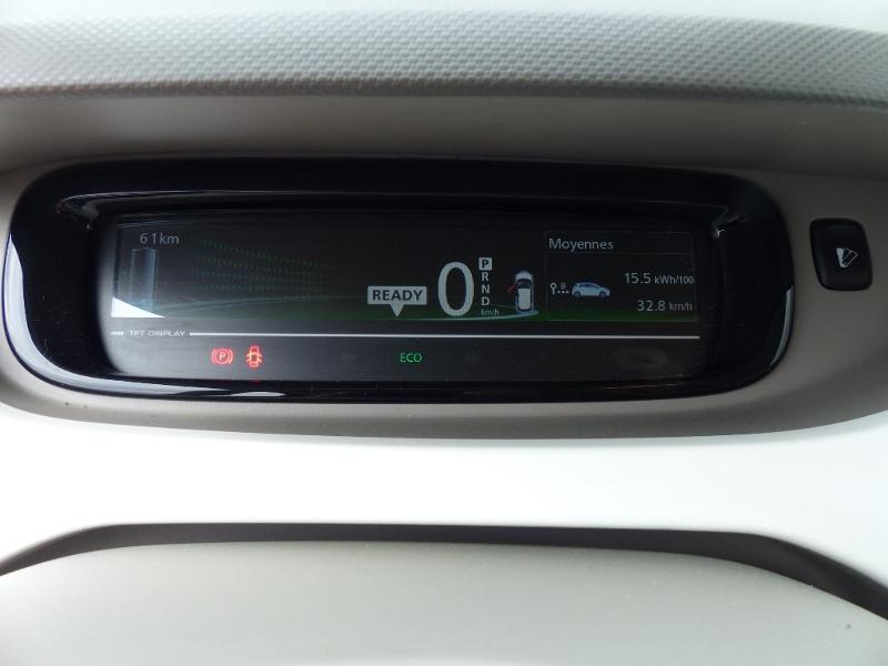 Renault Zoe E-Tech Zen charge normale R110 Achat Intégral - 21 Gris occasion à Figeac - photo n°13