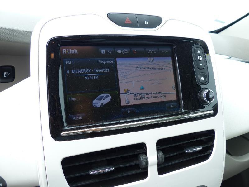 Renault Zoe E-Tech Zen charge normale R110 Achat Intégral - 21 Gris occasion à Figeac - photo n°14