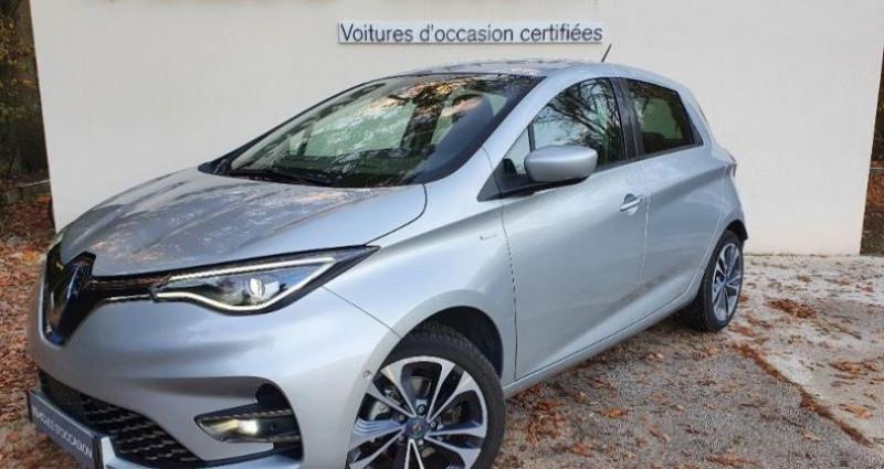 Renault Zoe Edition One charge normale R135 Gris occasion à Saint Ouen L'Aumône