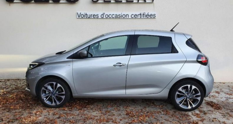 Renault Zoe Edition One charge normale R135 Gris occasion à Saint Ouen L'Aumône - photo n°3