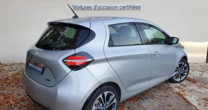 Renault Zoe Edition One charge normale R135 Gris occasion à Saint Ouen L'Aumône - photo n°2