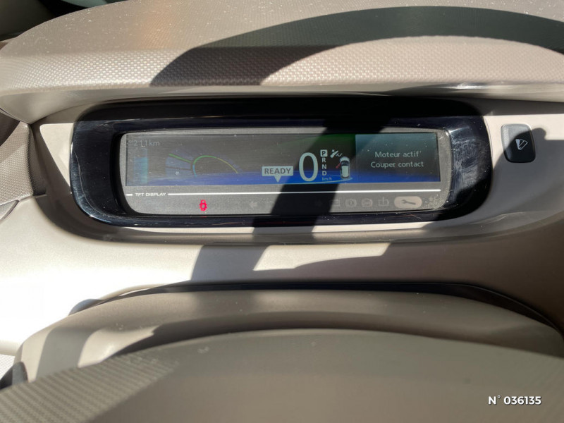 Renault Zoe Edition One charge normale R90 Blanc occasion à Saint-Maximin - photo n°12