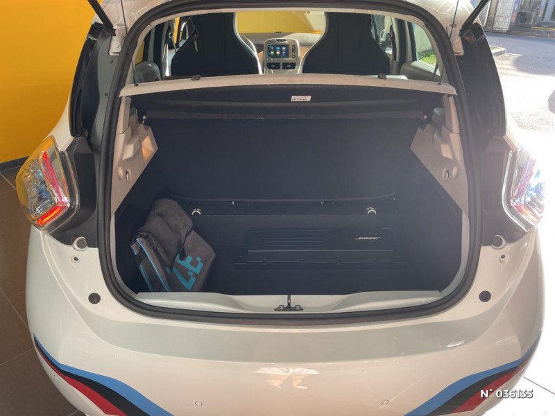 Renault Zoe Edition One charge normale R90 Blanc occasion à Saint-Maximin - photo n°14