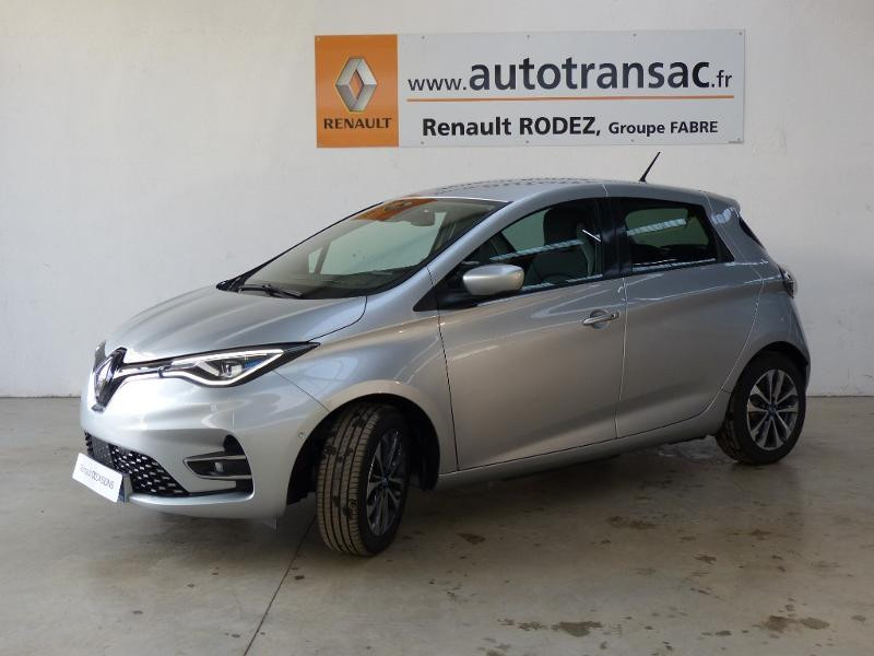 Renault Zoe Intens charge normale R135 - 20 Gris occasion à Figeac