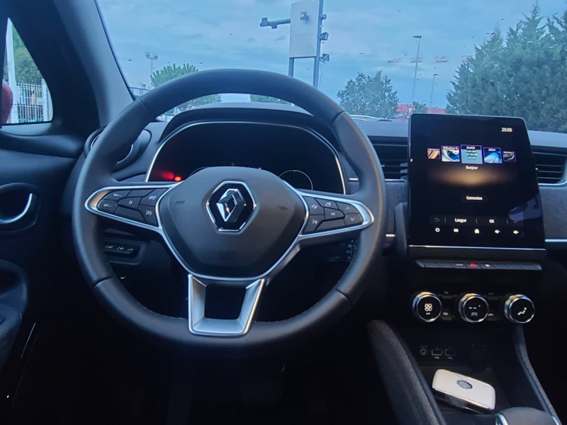 Renault Zoe INTENS CHARGE NORMALE R135 ACHAT INTEGRAL - 21 Rouge occasion à Colomiers - photo n°6