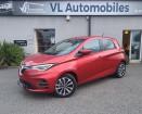 Renault Zoe INTENS CHARGE NORMALE R135 ACHAT INTEGRAL - 21 Rouge 2021 - annonce de voiture en vente sur Auto Sélection.com