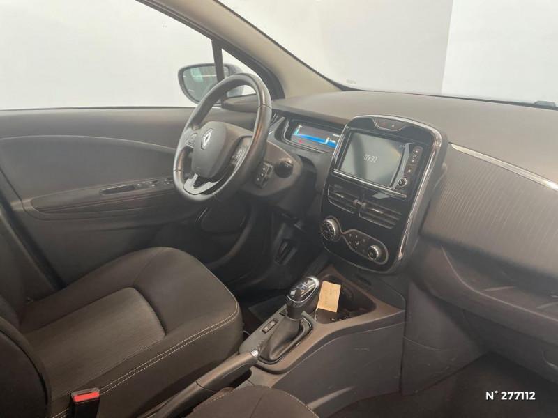 Renault Zoe Intens charge normale R90 Noir occasion à Péronne - photo n°4