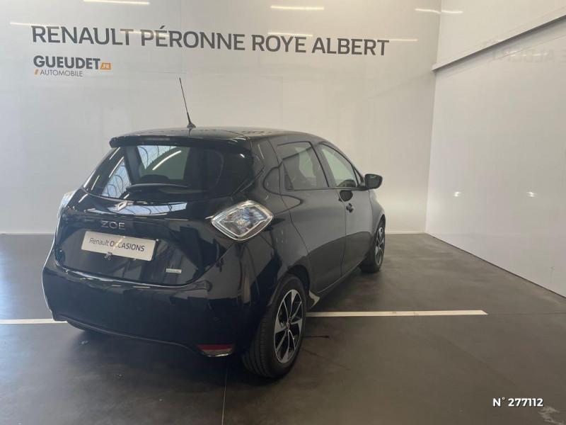 Renault Zoe Intens charge normale R90 Noir occasion à Péronne - photo n°6