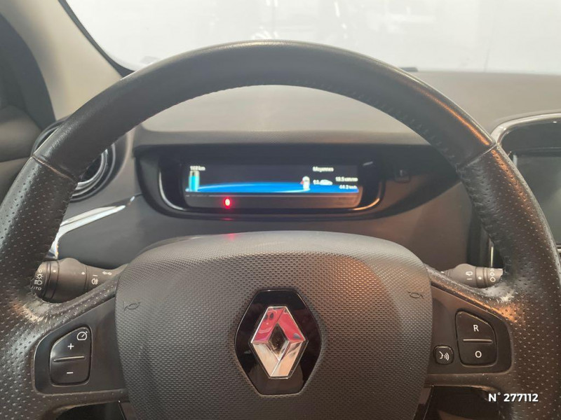 Renault Zoe Intens charge normale R90 Noir occasion à Péronne - photo n°12