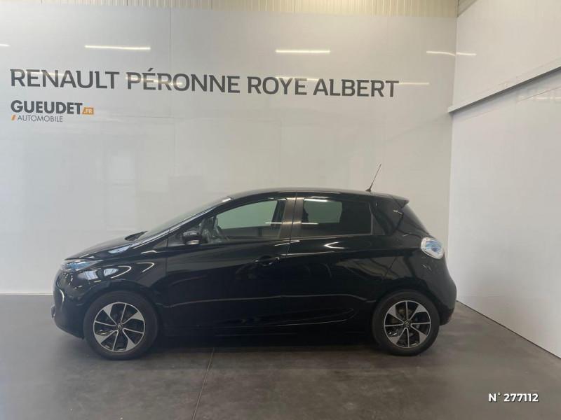 Renault Zoe Intens charge normale R90 Noir occasion à Péronne - photo n°8