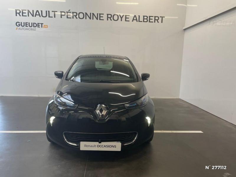Renault Zoe Intens charge normale R90 Noir occasion à Péronne - photo n°2