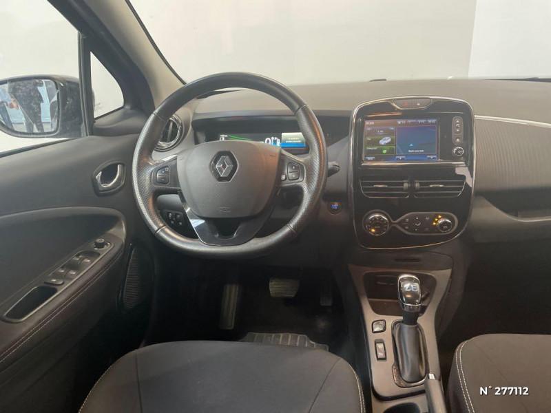 Renault Zoe Intens charge normale R90 Noir occasion à Péronne - photo n°10
