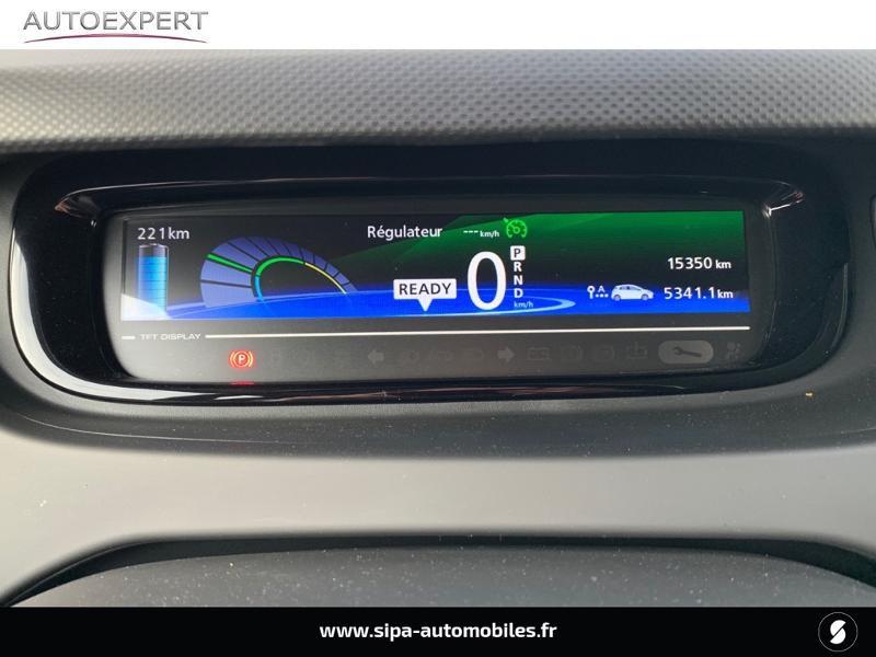 Renault Zoe Intens charge rapide Q90 MY18 Blanc occasion à Villenave-d'Ornon - photo n°19