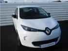 Renault Zoe Intens Gamme 2017 Blanc à SAINT-BRIEUC 22