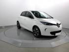 Renault Zoe Intens Gamme 2017 Blanc à VANNES 56