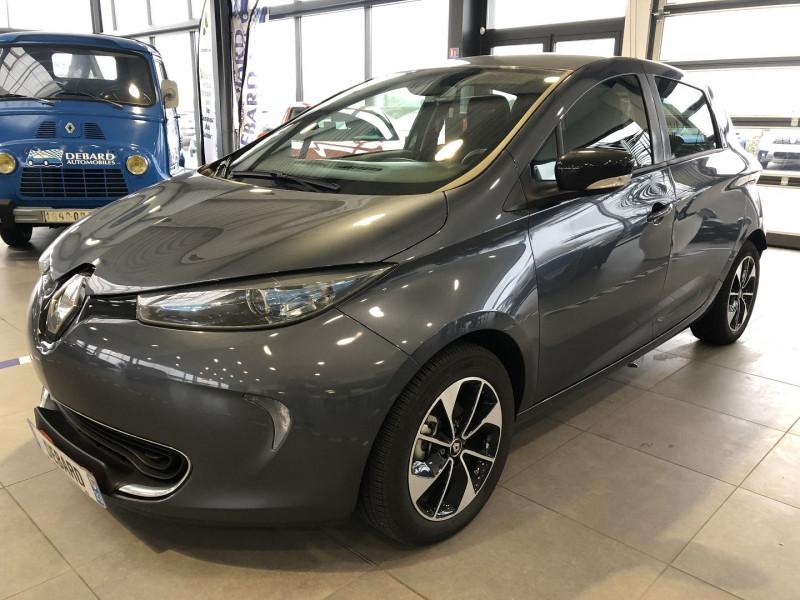 Renault Zoe INTENS R110 ACHAT INTEGRAL MY19 Gris occasion à Mérignac