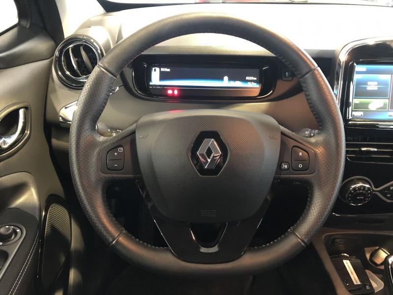 Renault Zoe INTENS R110 ACHAT INTEGRAL MY19 Gris occasion à Mérignac - photo n°9