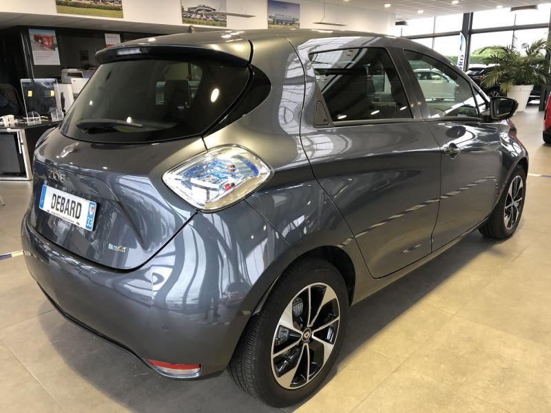 Renault Zoe INTENS R110 ACHAT INTEGRAL MY19 Gris occasion à Mérignac - photo n°2