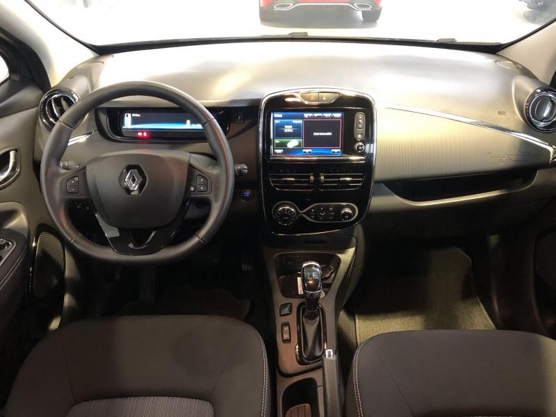 Renault Zoe INTENS R110 ACHAT INTEGRAL MY19 Gris occasion à Mérignac - photo n°8