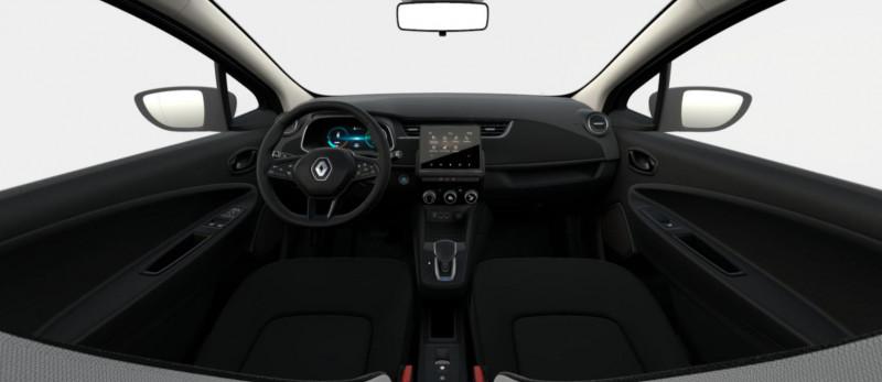 Renault Zoe Life charge normale R110 Achat Intégral - 20 Violet occasion à Aire sur Adour - photo n°2