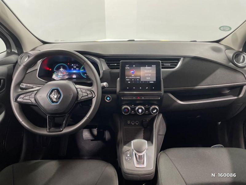 Renault Zoe Life charge normale R110 Achat Intégral - 20 Blanc occasion à Évreux - photo n°10