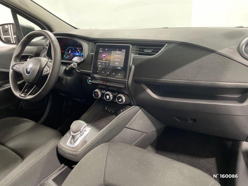 Renault Zoe Life charge normale R110 Achat Intégral - 20 Blanc occasion à Évreux - photo n°4
