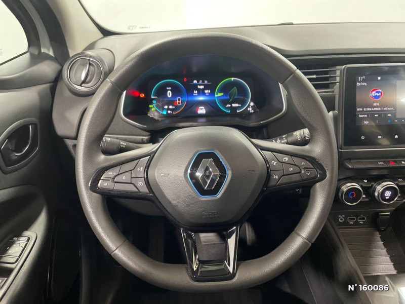 Renault Zoe Life charge normale R110 Achat Intégral - 20 Blanc occasion à Évreux - photo n°15