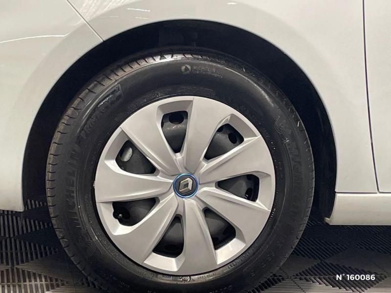 Renault Zoe Life charge normale R110 Achat Intégral - 20 Blanc occasion à Évreux - photo n°9