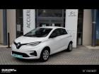 Renault Zoe Life charge normale R110 Achat Intégral 4cv Blanc à Écuelles 77