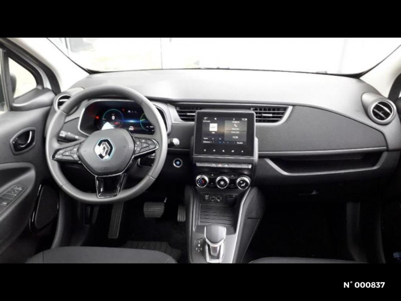 Renault Zoe Life charge normale R110 Achat Intégral 4cv Blanc occasion à Écuelles - photo n°9