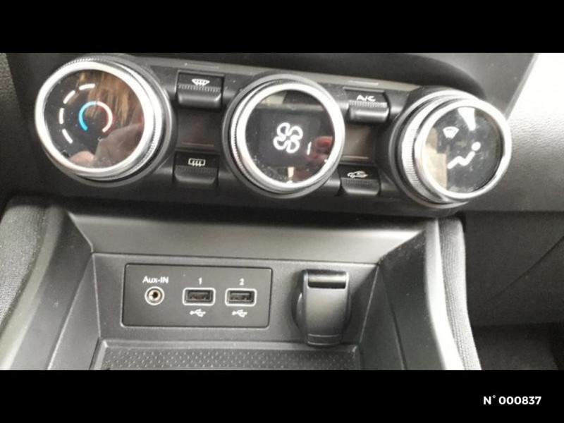Renault Zoe Life charge normale R110 Achat Intégral 4cv Blanc occasion à Écuelles - photo n°16