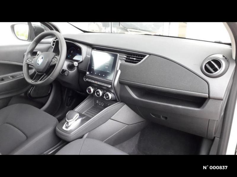 Renault Zoe Life charge normale R110 Achat Intégral 4cv Blanc occasion à Écuelles - photo n°5