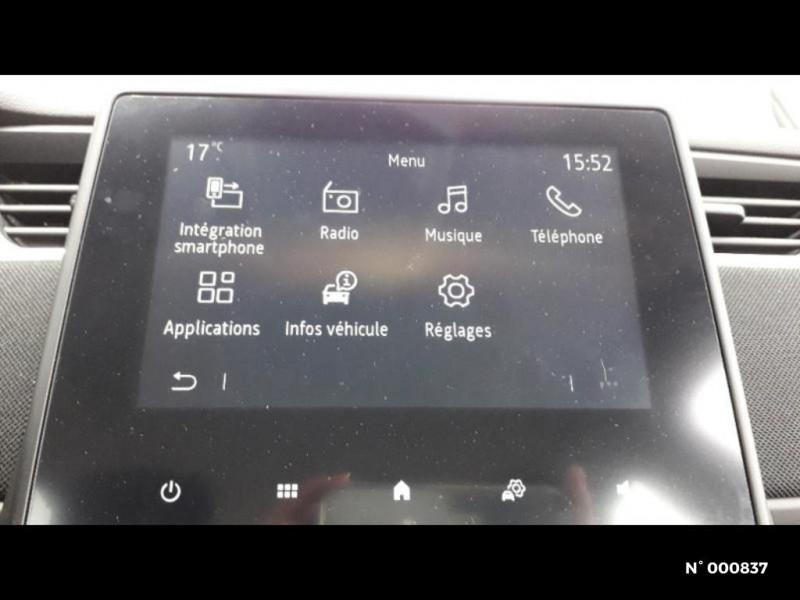 Renault Zoe Life charge normale R110 Achat Intégral 4cv Blanc occasion à Écuelles - photo n°18