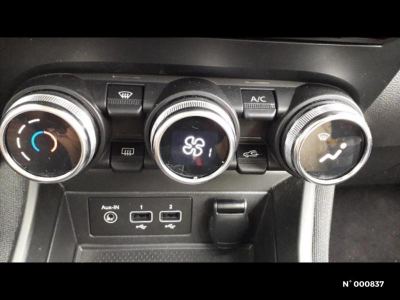 Renault Zoe Life charge normale R110 Achat Intégral 4cv Blanc occasion à Écuelles - photo n°19