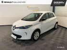 Renault Zoe Life charge normale R110 Blanc à Sallanches 74