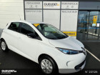 Renault Zoe Life charge normale R75 Blanc à Bourgtheroulde-Infreville 27