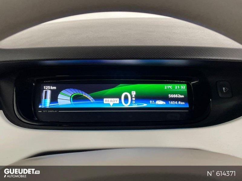 Renault Zoe Life charge normale R75 Blanc occasion à Rivery - photo n°12