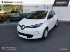 Renault Zoe Life charge normale R75 Blanc à Chambly 60