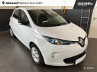 Renault Zoe Life charge normale R75 Blanc à Berck 62