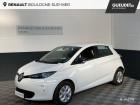 Renault Zoe Life charge normale R75 Blanc à Boulogne-sur-Mer 62