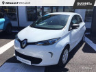 Renault Zoe Life charge normale R75 Blanc à Fécamp 76