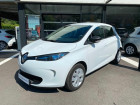 Renault Zoe Life charge normale R90 MY19 Blanc à Figeac 46