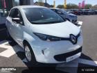 Renault Zoe Life charge normale R90 MY19 Blanc à Yvetot 76