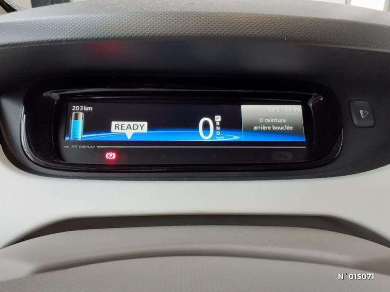 Renault Zoe Life charge normale R90 MY19 Gris occasion à Clermont - photo n°12