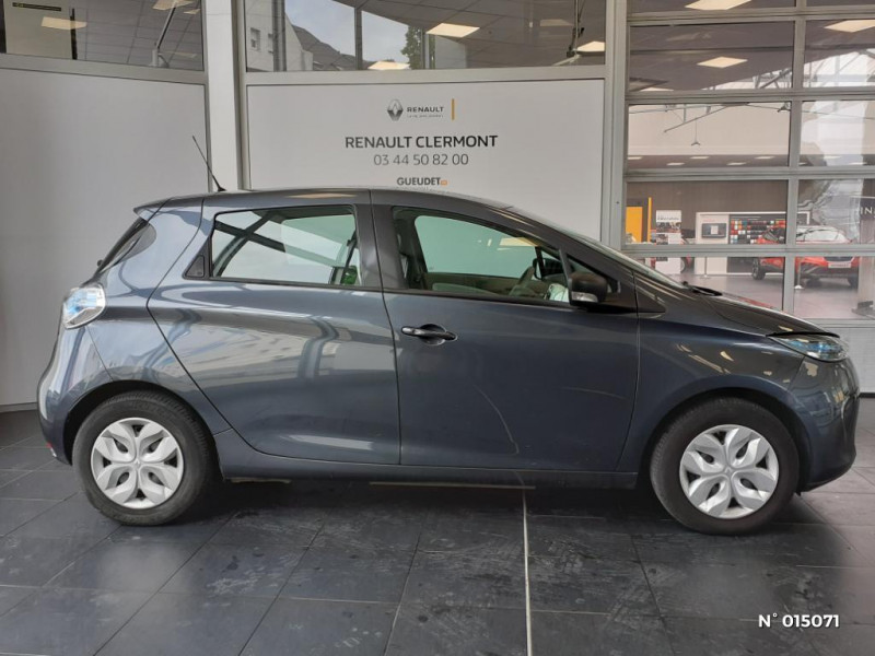 Renault Zoe Life charge normale R90 MY19 Gris occasion à Clermont - photo n°7