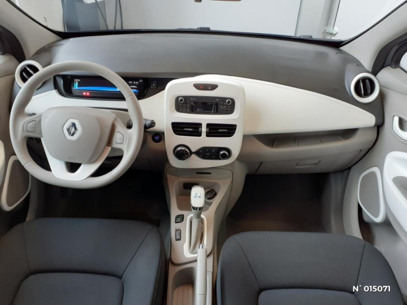 Renault Zoe Life charge normale R90 MY19 Gris occasion à Clermont - photo n°10