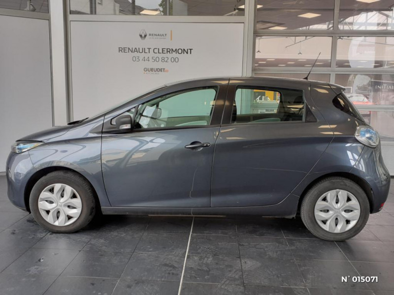 Renault Zoe Life charge normale R90 MY19 Gris occasion à Clermont - photo n°8